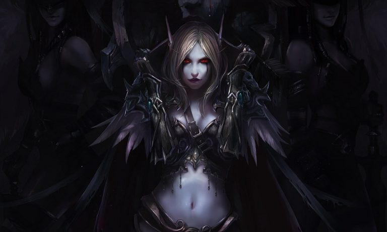 sylvanas wallpaper 83