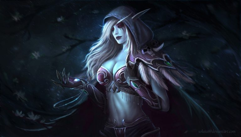 sylvanas wallpaper 85