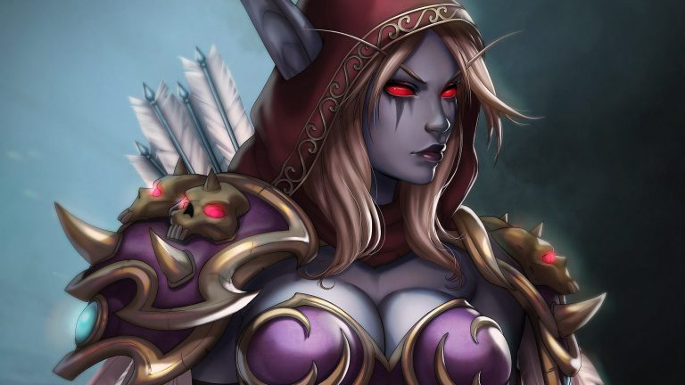 sylvanas wallpaper 88
