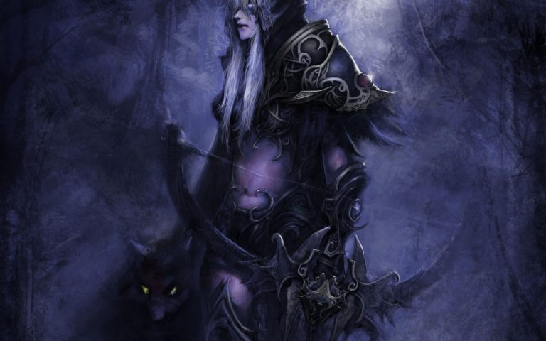 sylvanas wallpaper 90
