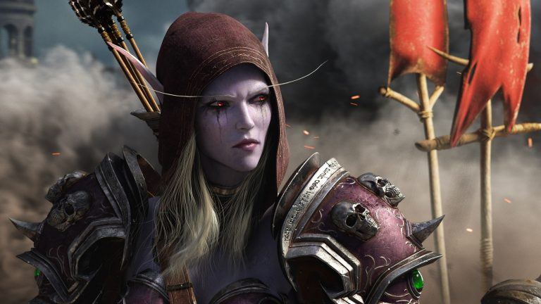 sylvanas wallpaper 92