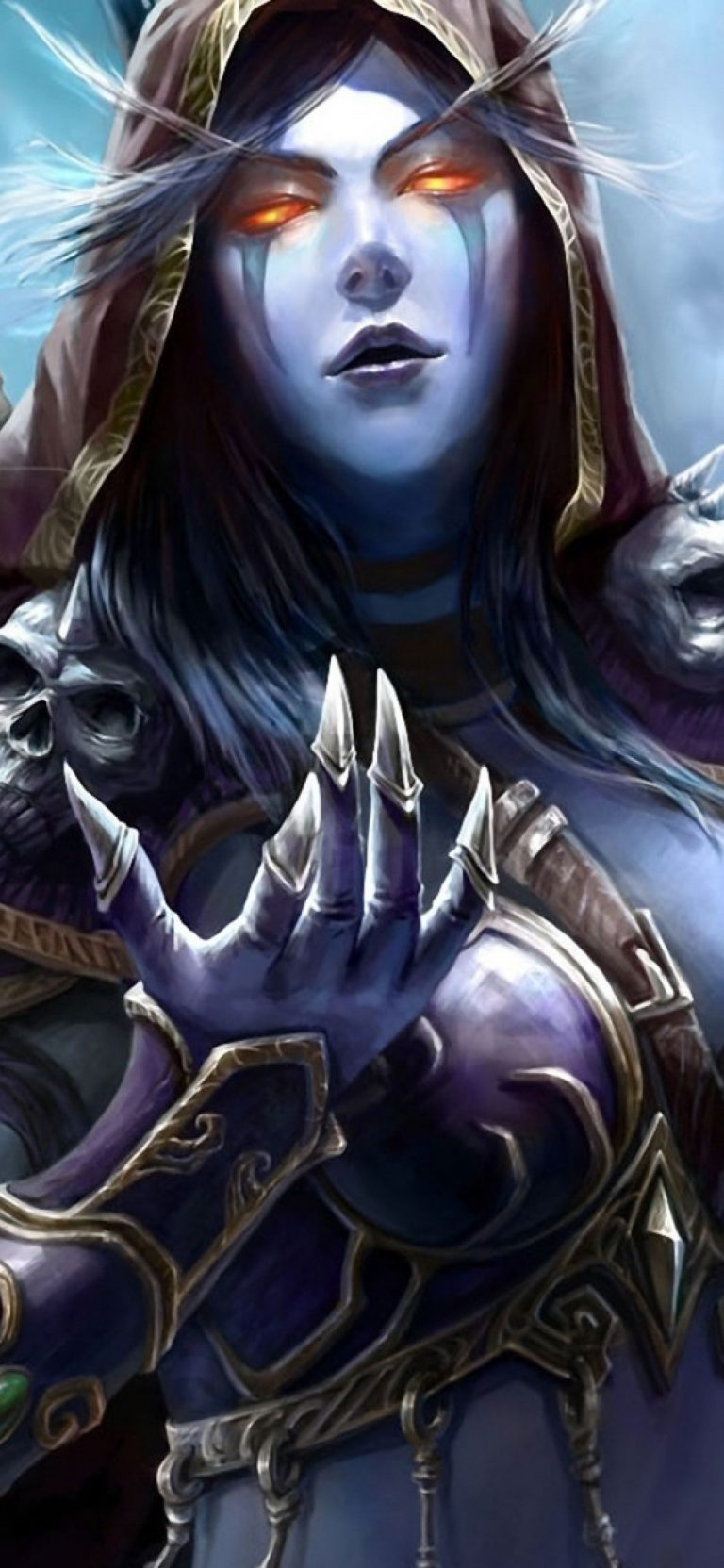 sylvanas wallpaper 96