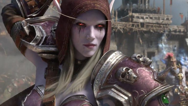 sylvanas wallpaper 101