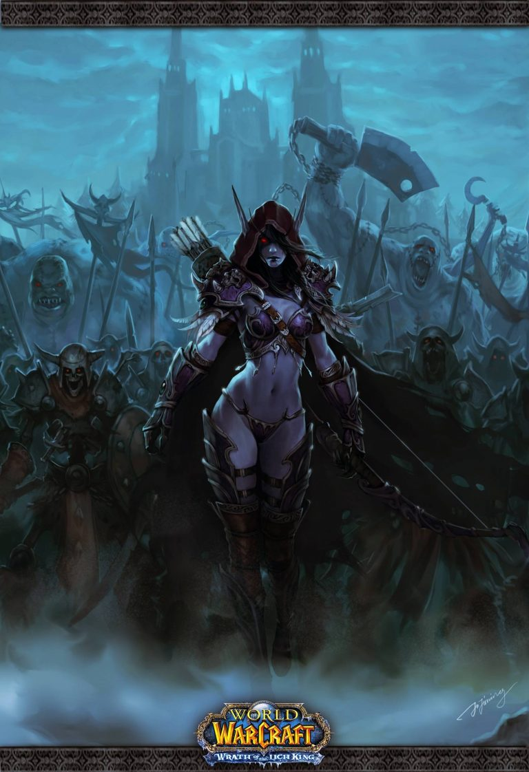 sylvanas wallpaper 102