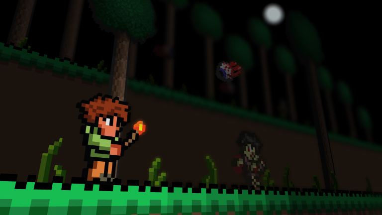 terraria wallpaper 88