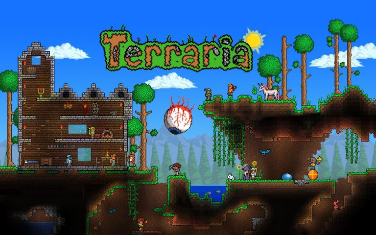 terraria wallpaper 129
