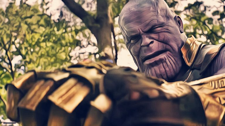 thanos wallpaper 6