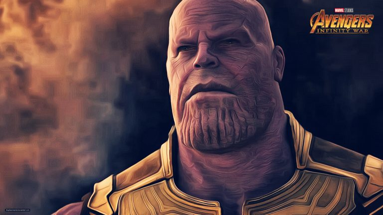 thanos wallpaper 78