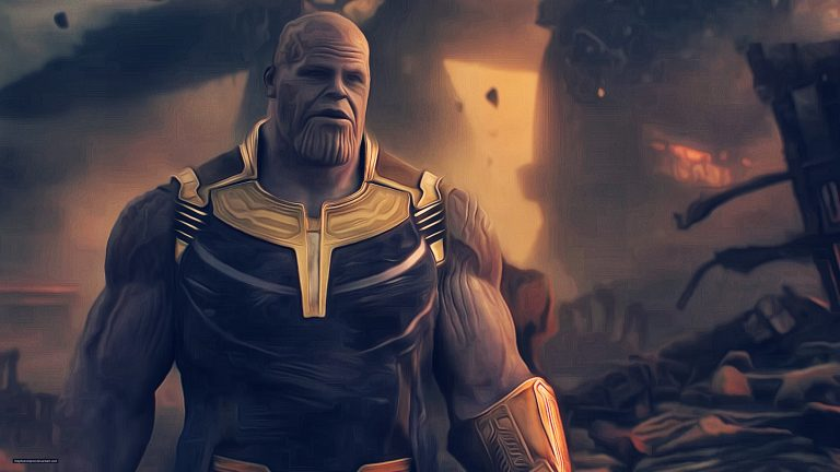 thanos wallpaper 139