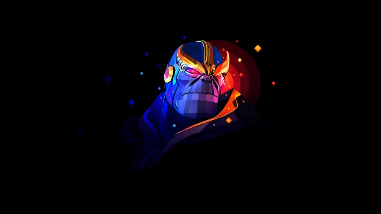 thanos wallpaper 146