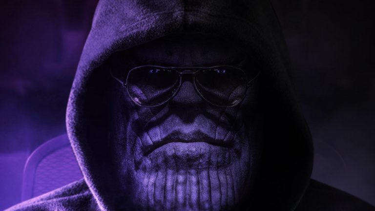 thanos wallpaper 147