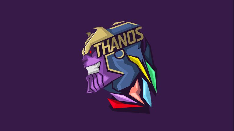 thanos wallpaper 160