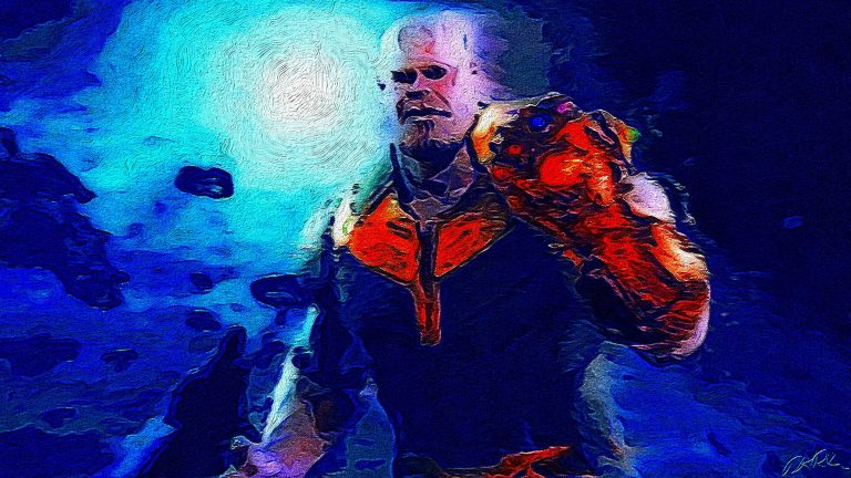 thanos wallpaper 163