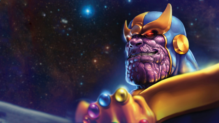 thanos wallpaper 173