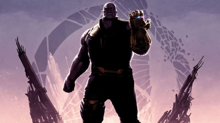 thanos wallpaper 176