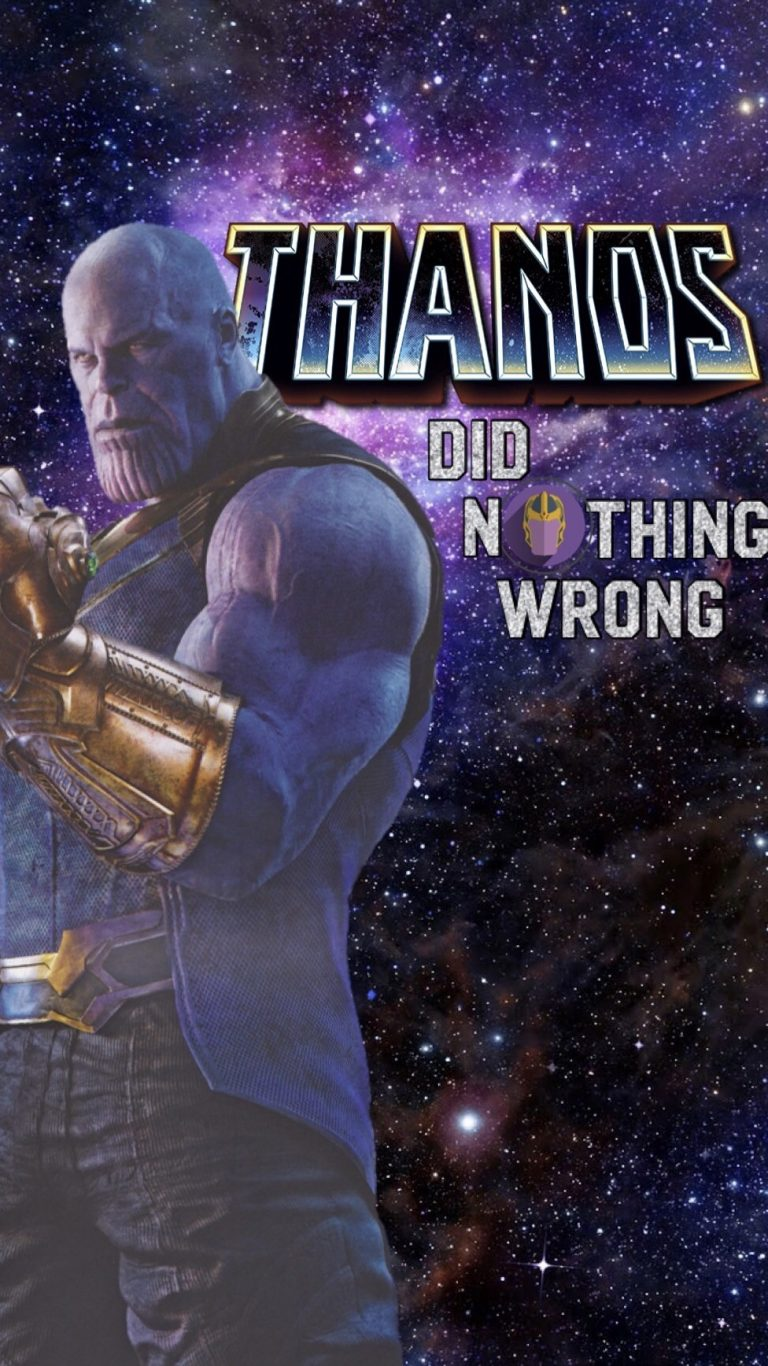 thanos wallpaper 187