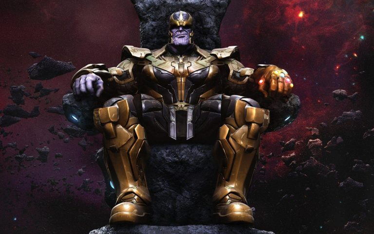 thanos wallpaper 192