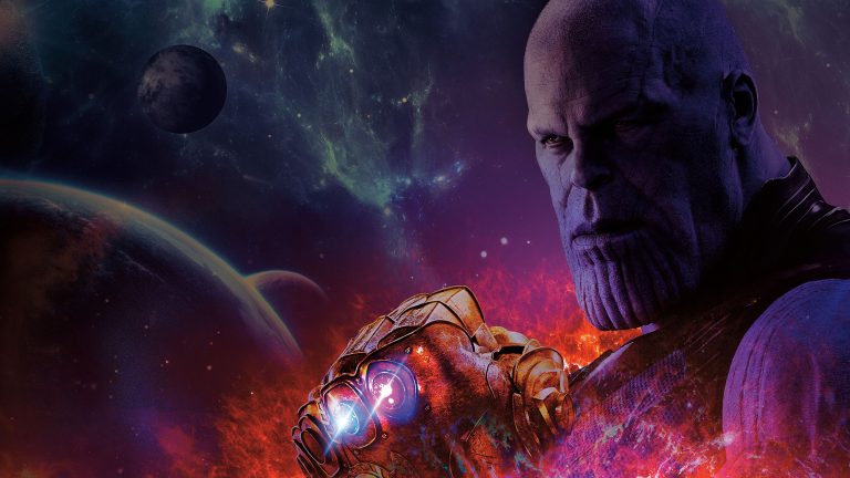 thanos wallpaper 195