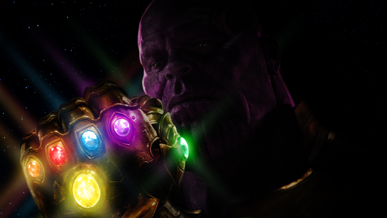 thanos wallpaper 199