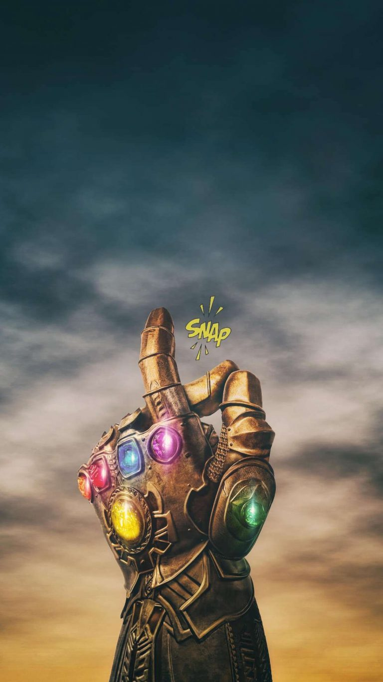 thanos wallpaper 201