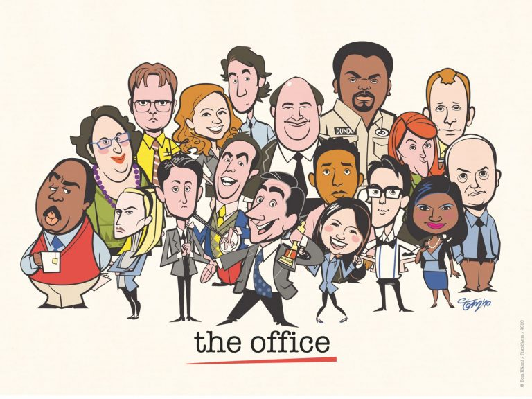 the office wallpaper 26