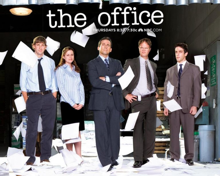 the office wallpaper 55