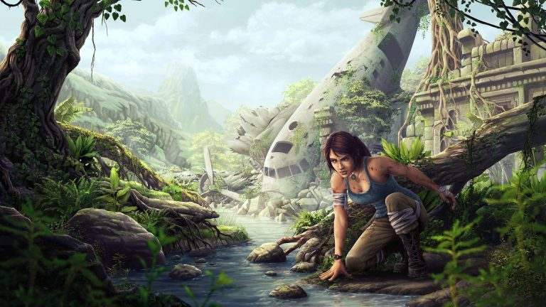 tomb raider wallpaper 195