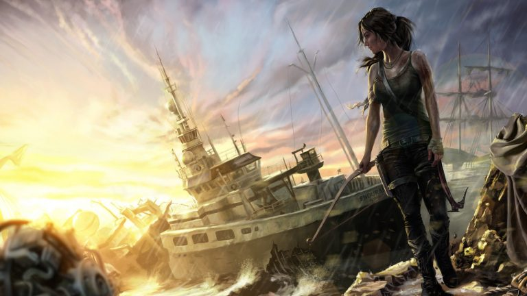 tomb raider wallpaper 204
