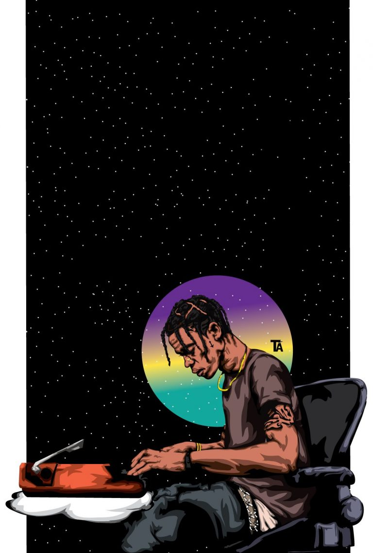 travis scott wallpaper 32