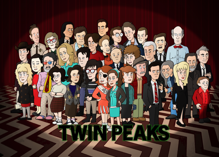 twin peaks wallpaper 31