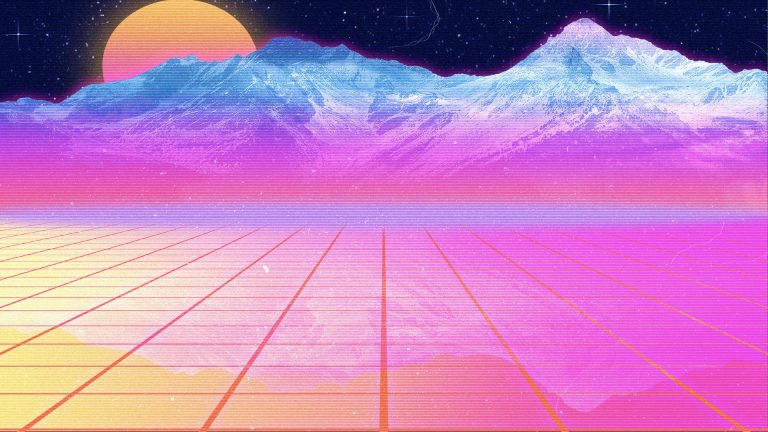 vaporwave wallpaper 4