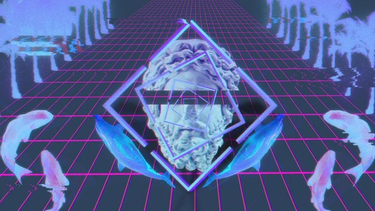 vaporwave wallpaper 6