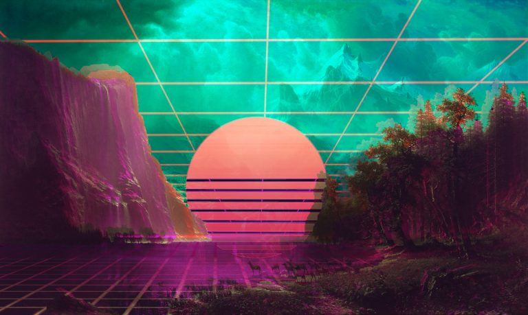 vaporwave wallpaper 26