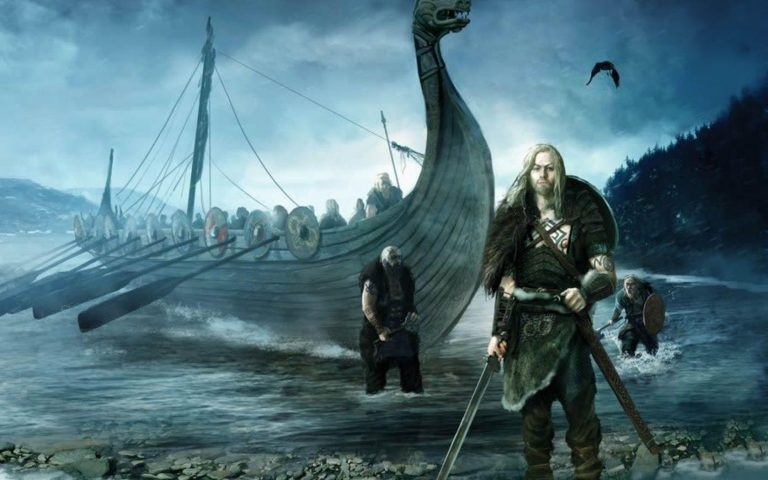 viking wallpaper 128