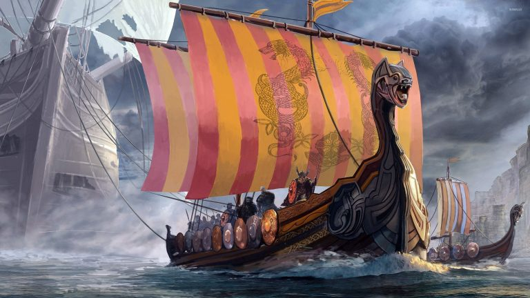 viking wallpaper 163