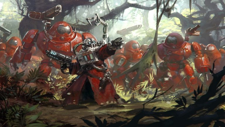 warhammer 40k wallpaper 198