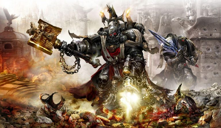 warhammer wallpaper 102
