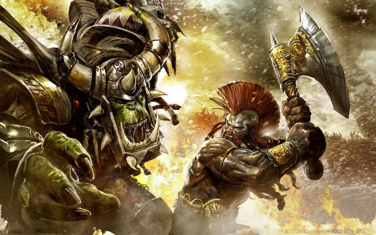 warhammer wallpaper 104
