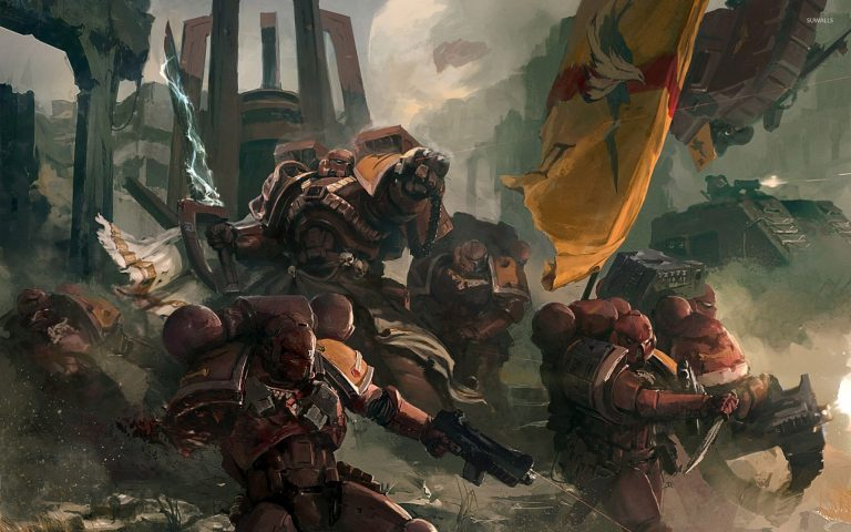 warhammer wallpaper 109