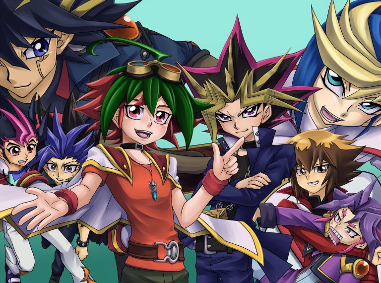 yugioh wallpaper 95