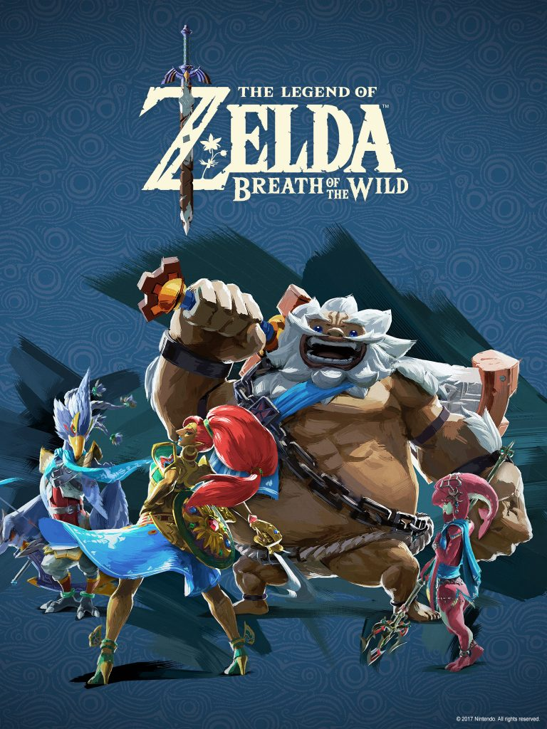 zelda breath of the wild wallpaper 124