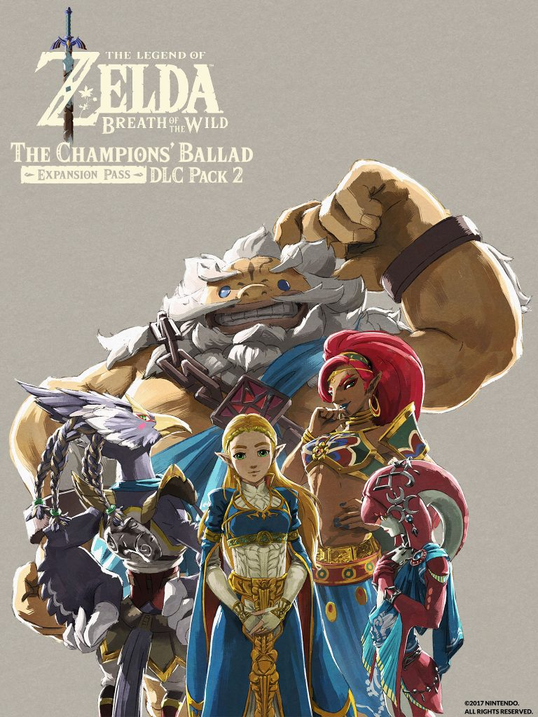 zelda breath of the wild wallpaper 125