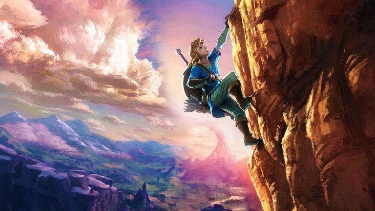 zelda breath of the wild wallpaper 129