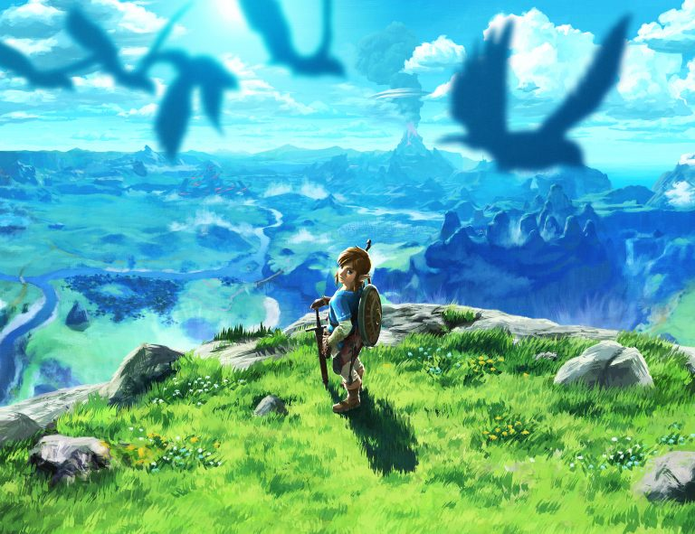 zelda breath of the wild wallpaper 131
