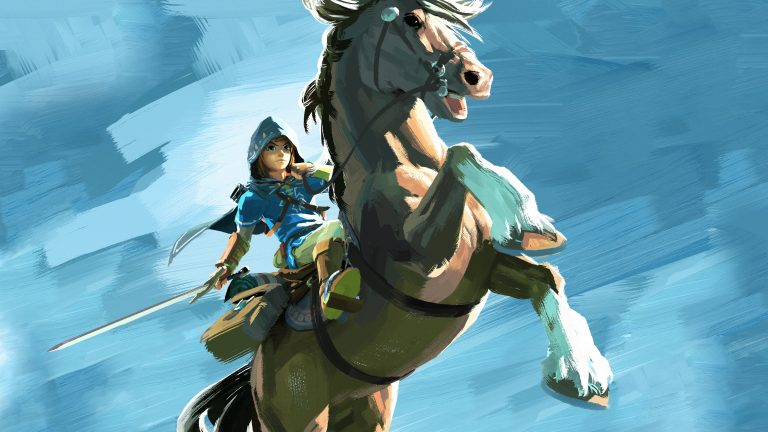 zelda breath of the wild wallpaper 132