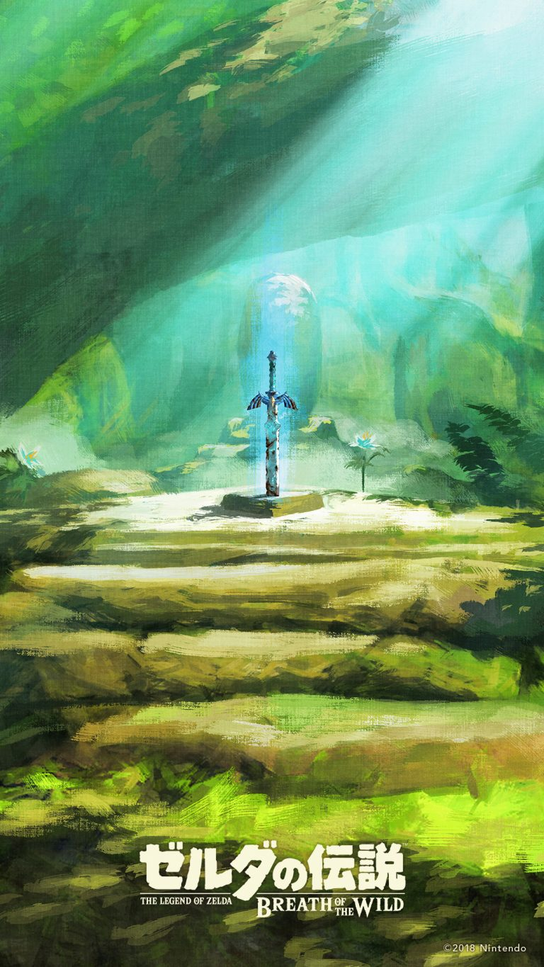 zelda breath of the wild wallpaper 137