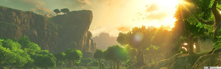 zelda breath of the wild wallpaper 141