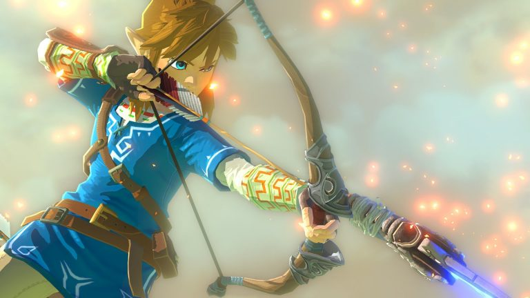 zelda breath of the wild wallpaper 144