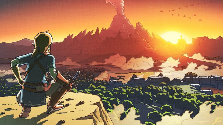 zelda breath of the wild wallpaper 145