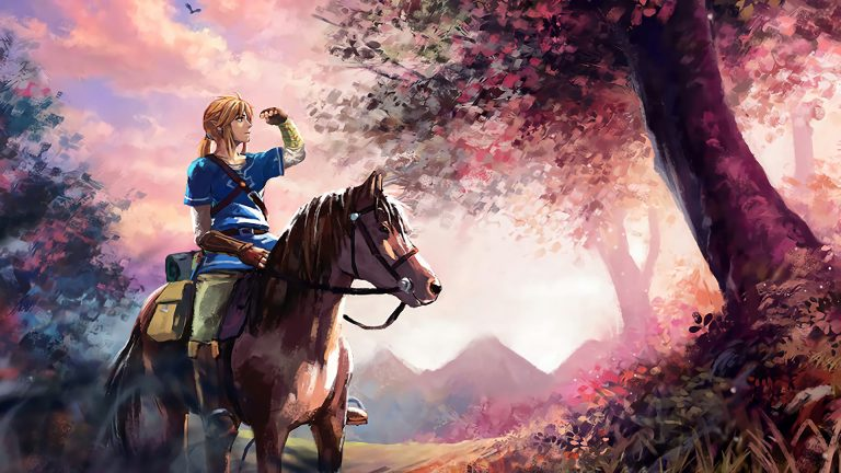 zelda breath of the wild wallpaper 167